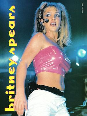 Britney Spears Teen Stars Forever Pinups