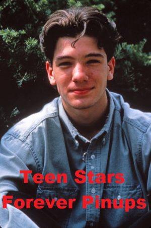 JC Chasez jean shirt MMC photo young Nsync teen stars forever