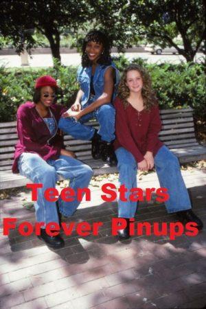 Rhona Bennett Jennifer Mcgill Nita Booth teen stars Forever Pinups