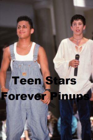Dale Golboldo Matt Morris overalls Micke Mouse Club Teen Stars Forever