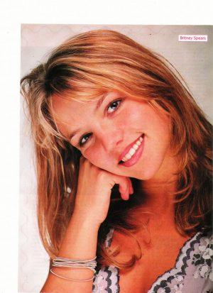 Britney Spears Bop magazine