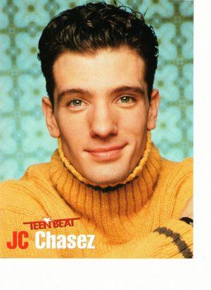 JC Chasez of Nsync