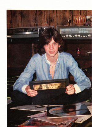 Jimmy Mcnichol holding records