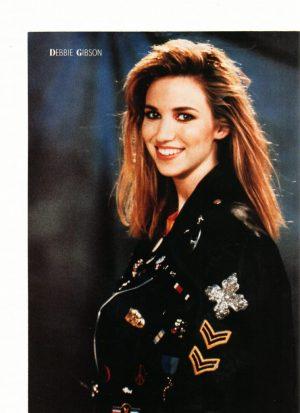 Debbie Gibson nice jacket