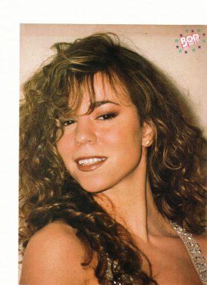 Mariah carey Bop magazine pinup