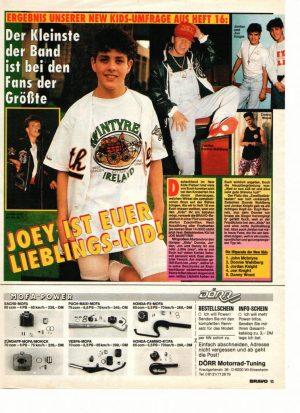 Joey Mcintyre spandex pants