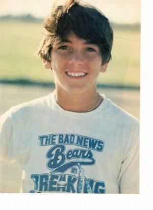 Scott Baio Bad New Bears T-shirt