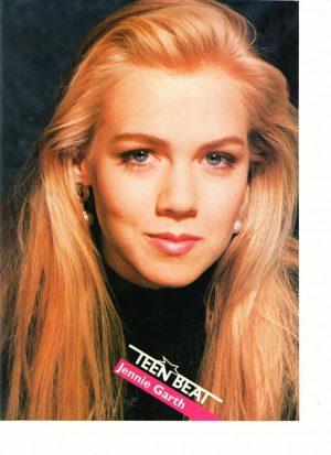 Jennie Garth BH90210 Teen Beat