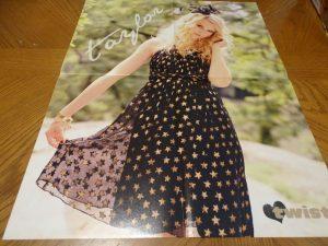 Taylor Swift black dress Popstar