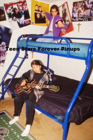 Scott Moffatt Bob Moffatt in bedroom photo bed