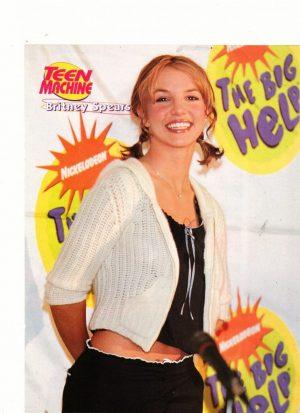 Britney Spears Big Help a thon