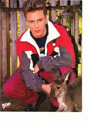 Jeremy Jordan deer wildlife