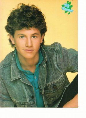 Kirk Cameron jean jacket polo blue shirt living room reset