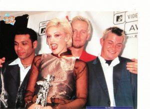 No Doubt MTV Awards