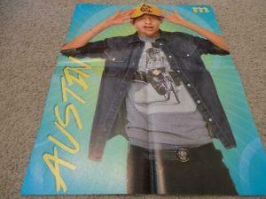 Austin Mahone poster