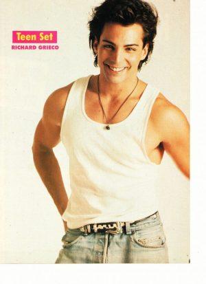Richard Grieco beautil smile muscles