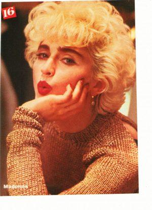 Madonna kiss