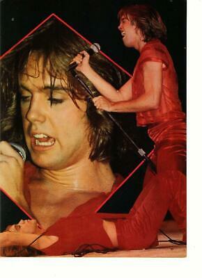 Shaun Cassidy red pants floor dancing