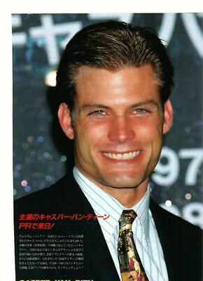 Casper Van Dien teen magazine pinup clipping Starship Troopers tie
